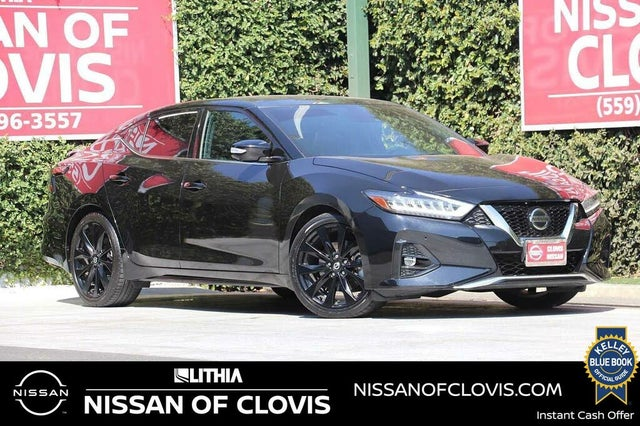 2019 Nissan Maxima SR FWD