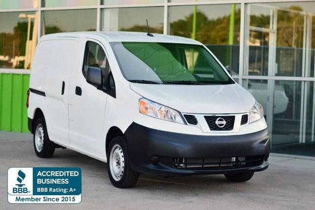 2020 Nissan NV200 S FWD