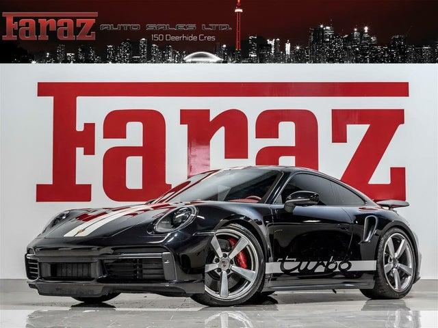 2021 Porsche 911 Turbo Coupe AWD