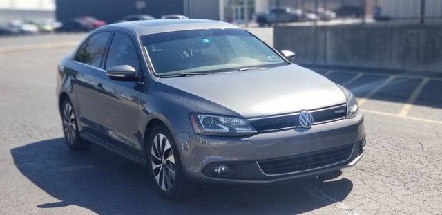 2014 Volkswagen Jetta Hybrid SEL Premium FWD