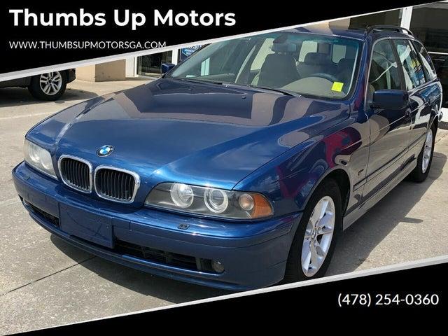 2003 BMW 5 Series 525i Wagon RWD