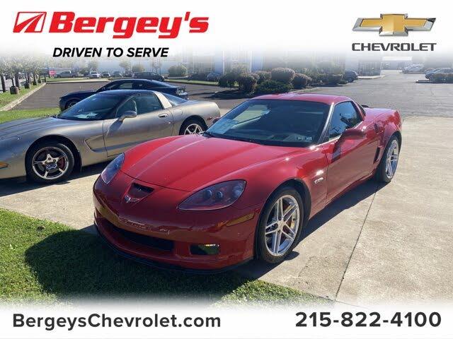 2006 Chevrolet Corvette Z06 Coupe RWD