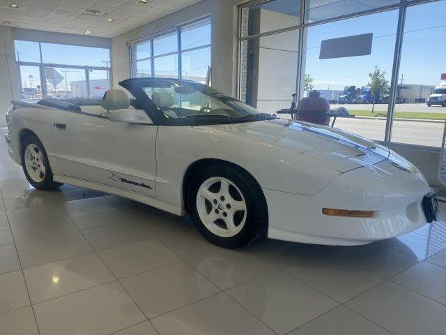 1994 Pontiac Firebird Formula Convertible