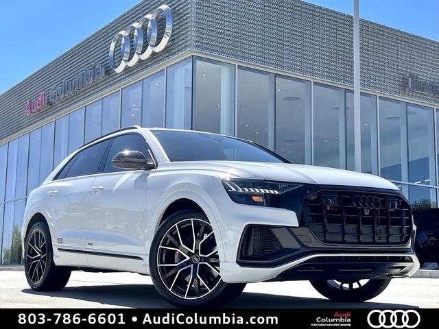 2021 Audi SQ8 4.0T quattro Prestige AWD