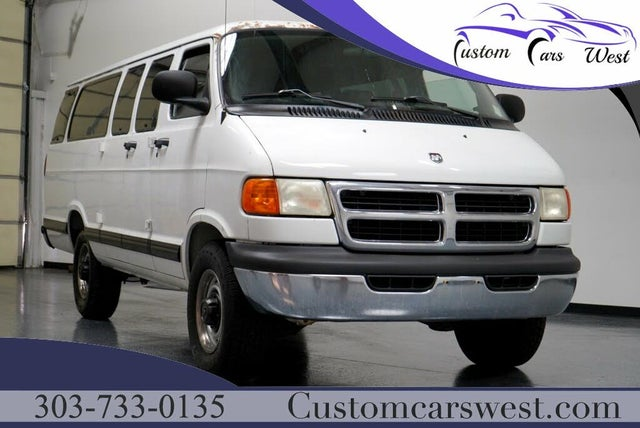 2001 Dodge RAM Wagon 3500 Maxi Extended Passenger RWD