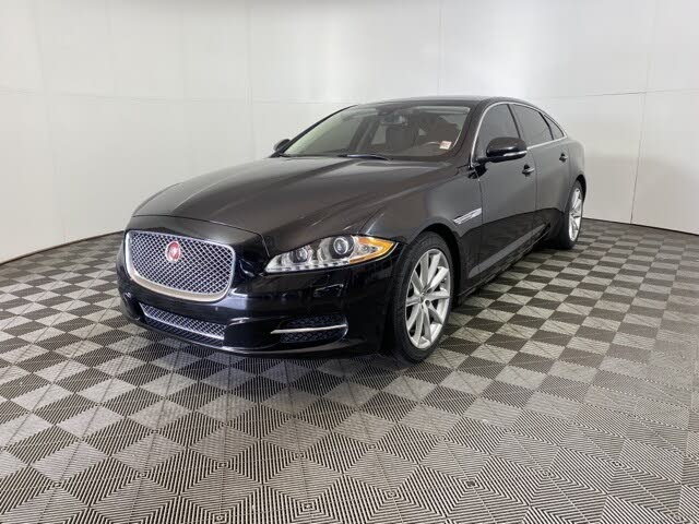 2014 Jaguar XJ-Series XJL Portfolio RWD