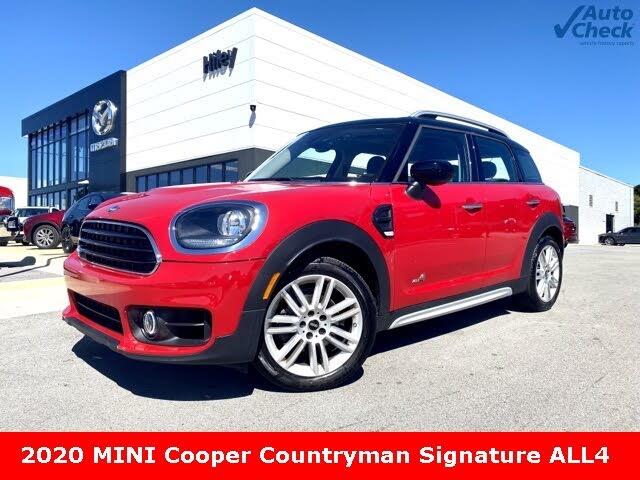 2020 MINI Countryman Cooper ALL4 AWD