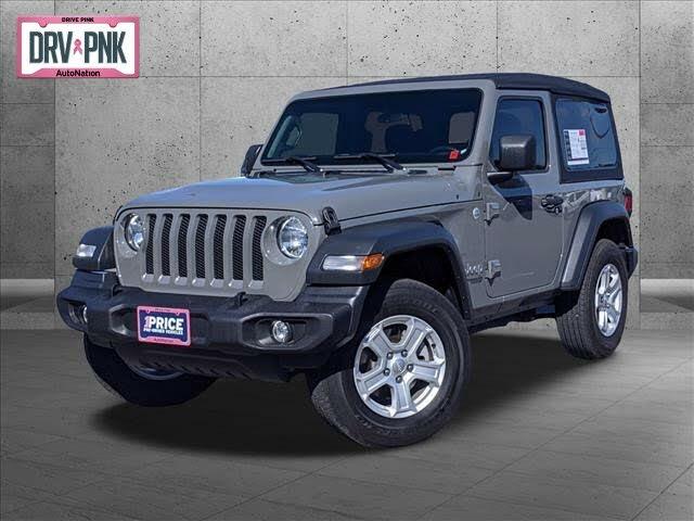 2018 Jeep Wrangler Sport S 4WD