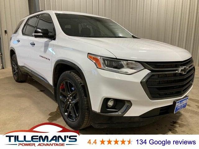 2020 Chevrolet Traverse Premier AWD