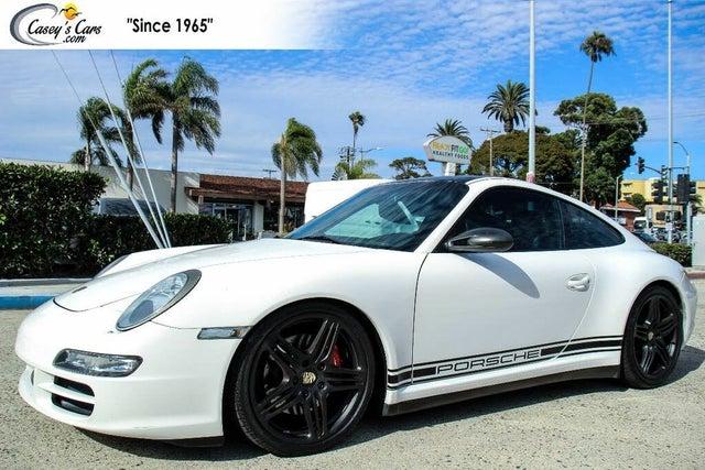 2008 Porsche 911 Carrera 4S Coupe AWD