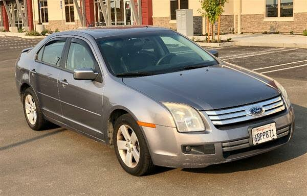 2007 Ford Fusion SE V6