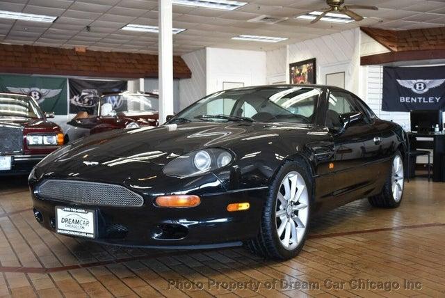 1998 Aston Martin DB7 Vantage Coupe RWD
