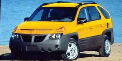 2001 Pontiac Aztek STD AWD