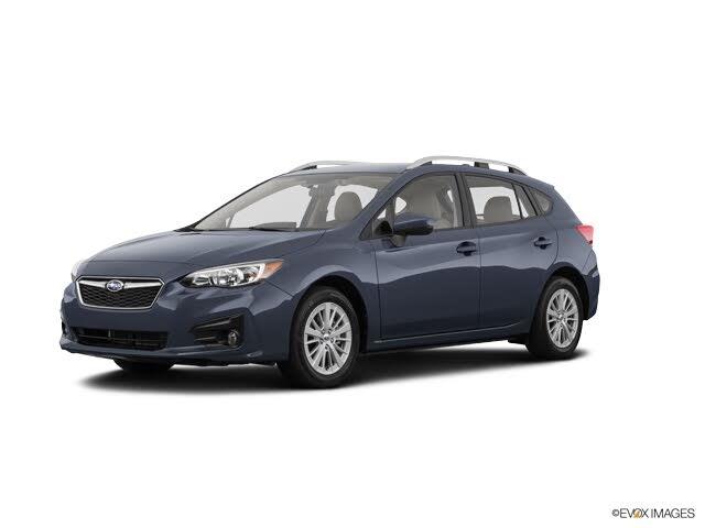 2018 Subaru Impreza 2.0i Premium Hatchback AWD