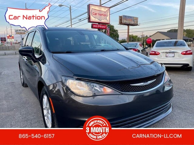 2017 Chrysler Pacifica Touring FWD