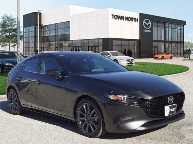 2021 Mazda MAZDA3 Select Hatchback FWD