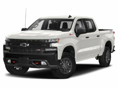 2020 Chevrolet Silverado 1500 LT Trail Boss Crew Cab 4WD