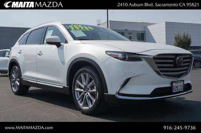 2021 Mazda CX-9 Grand Touring AWD