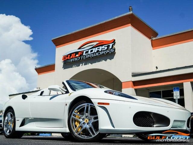 2009 Ferrari F430 Spider RWD
