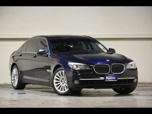 2012 BMW 7 Series Alpina B7 xDrive LWB AWD