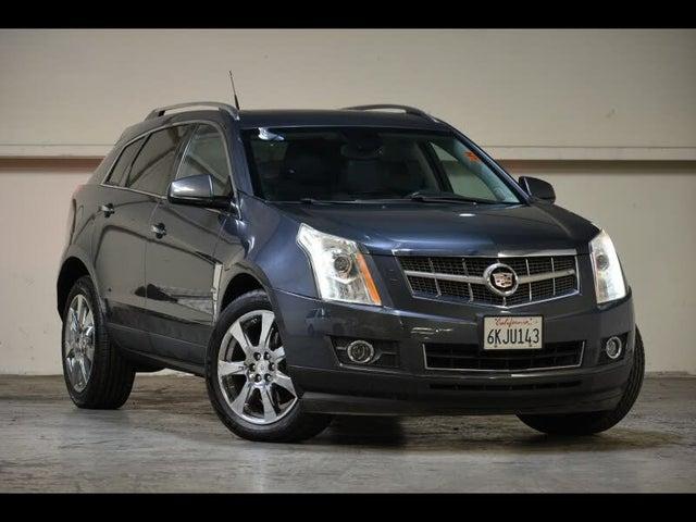 2010 Cadillac SRX Premium FWD
