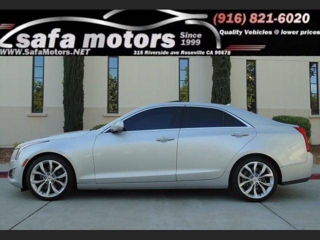 2013 Cadillac ATS 3.6L Performance RWD
