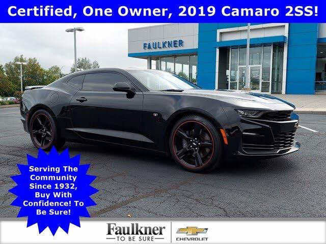 2019 Chevrolet Camaro 2SS Coupe RWD