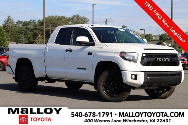 2017 Toyota Tundra TRD Pro Double Cab 5.7L 4WD
