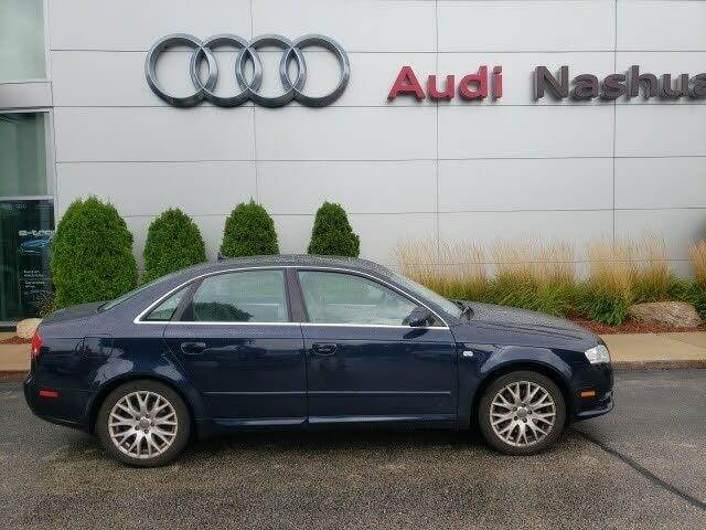 2008 Audi A4 2.0T quattro Special Edition Sedan AWD