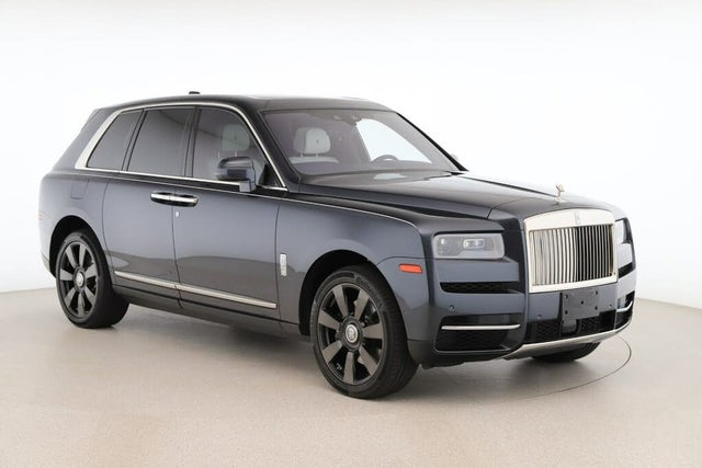 2019 Rolls-Royce Cullinan AWD