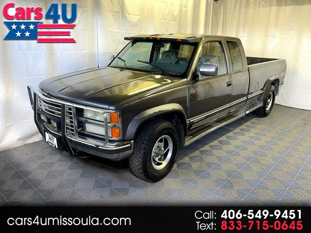 1992 Chevrolet C/K 2500 Extended Cab 4WD