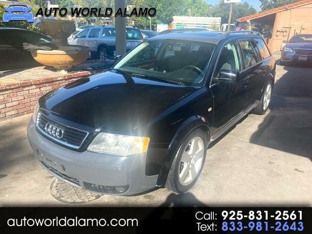2003 Audi Allroad 2.7T quattro Wagon AWD