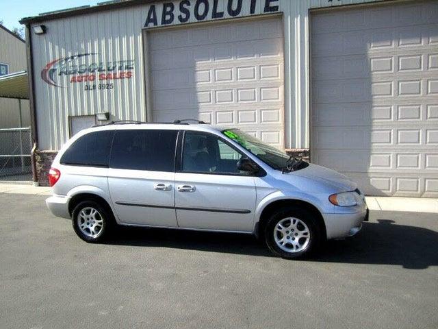 2002 Dodge Caravan Sport FWD