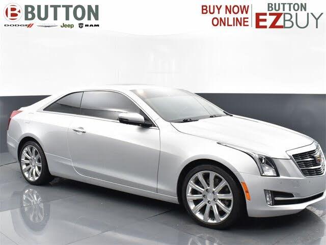 2018 Cadillac ATS Coupe 3.6L Premium Luxury RWD