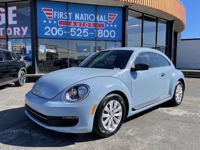 2016 Volkswagen Beetle Fleet Edition