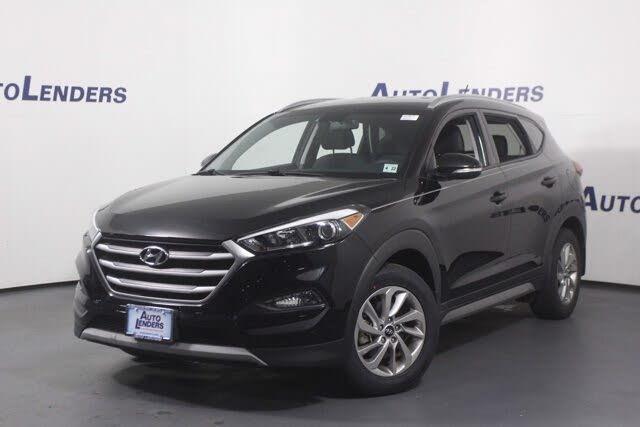 2017 Hyundai Tucson 1.6T Eco AWD
