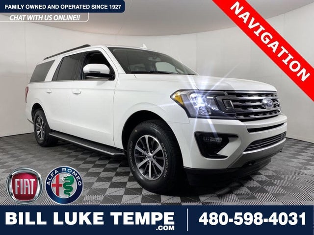 2020 Ford Expedition MAX XLT 4WD