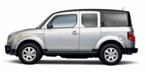 2007 Honda Element EX AWD