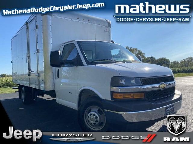 2019 Chevrolet Express 3500 LT RWD