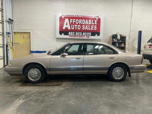 1993 Oldsmobile Eighty-Eight Royale 4 Dr STD Sedan