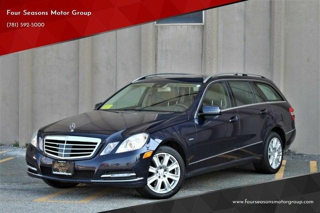 2012 Mercedes-Benz E-Class E 350 Luxury 4MATIC Wagon