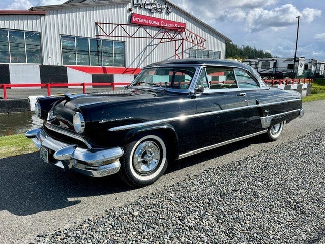 1954 Lincoln Capri RWD
