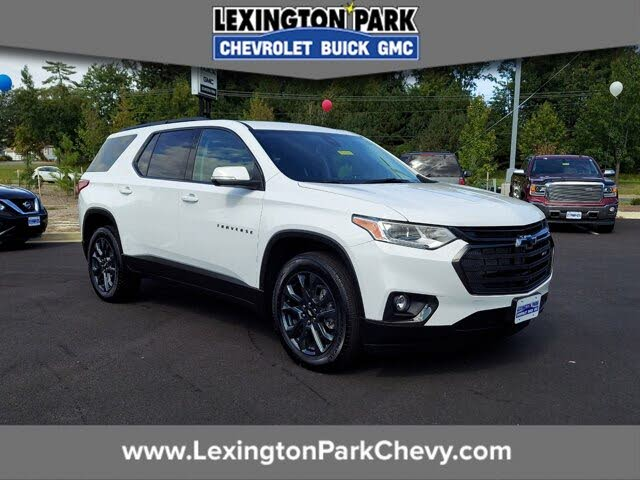 2021 Chevrolet Traverse RS FWD