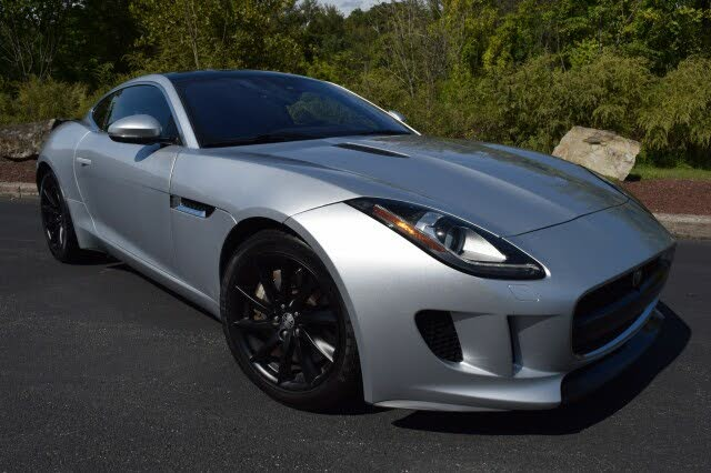 2017 Jaguar F-TYPE Premium Coupe RWD