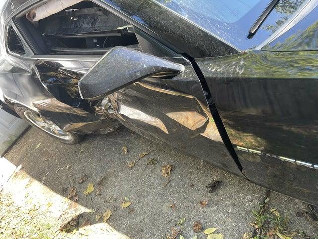 2011 Chevrolet Camaro 1LT Coupe RWD