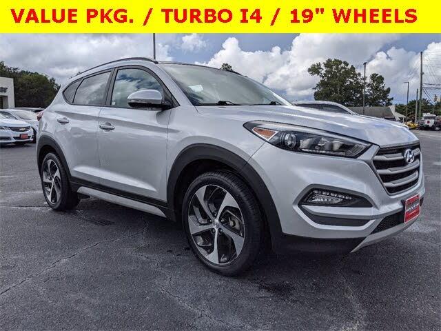 2018 Hyundai Tucson 1.6T Value AWD