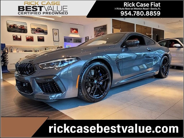 2020 BMW M8 Competition Coupe AWD