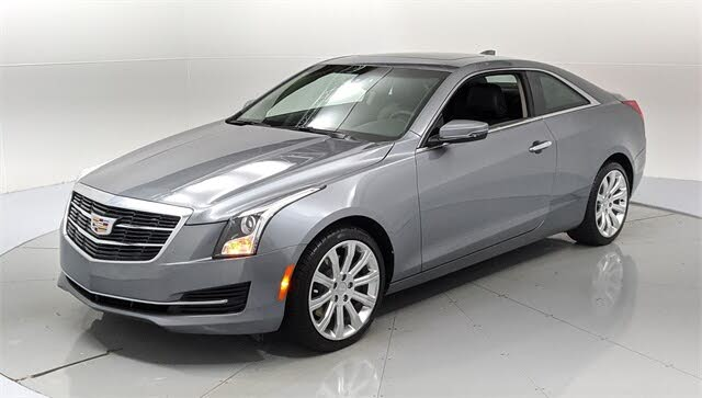 2019 Cadillac ATS Coupe 2.0T AWD
