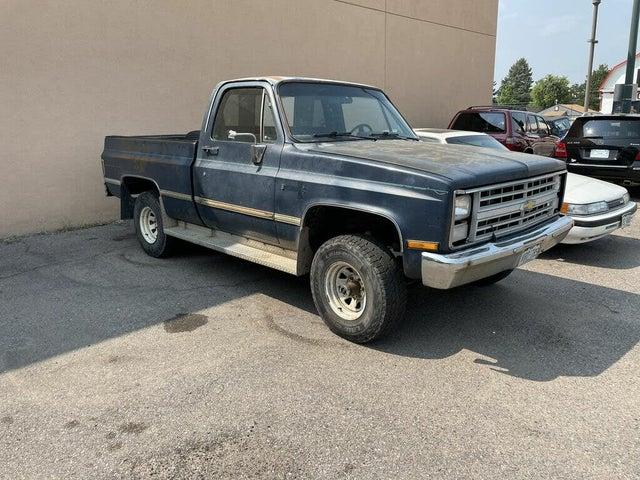 1986 Chevrolet C/K 10 Scottsdale 4WD