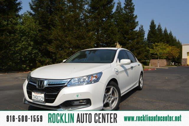 2014 Honda Accord Hybrid Plug-In  Base